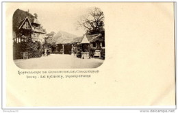 CPA (Réf H 318) DIVES (CALVADOS 14) Hostellerie De Guillaume-le-Conquérant LE REMOIS, PROPRIÉTAIRE - Dives