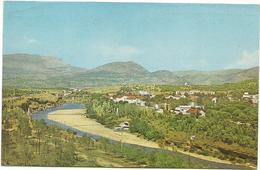 W4191 Titograd Podgorica - Viseci Most Na Moraci / Viaggiata 1970 - Montenegro