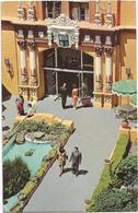 W4193 California - Monterey - Hotel San Carlos / Viaggiata 1978 - Stati Uniti