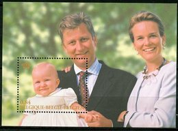 """Blok 97** Gelukkige Verjaardag / Bonne Aniversaire 3100** Prinses Elisabeth"""" MNH - Blocks & Sheetlets 1962-...."""
