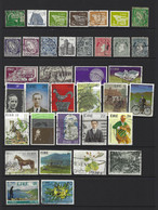Y016 - Ireland - Lot Used - Collections, Lots & Séries