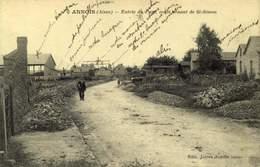 02 ANNOIS ENTREE DU PAYS  / A 536 - France