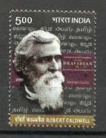 INDIA, 2010, Robert Caldwell, Christian Evangelist Missionary, MNH, (**) - Neufs
