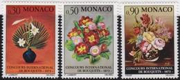 Monaco    .    Yvert    .   948/950      .     **    .   Neuf SANS Charniere  .  /   .   MNH - Monaco
