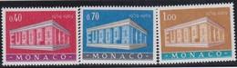 Monaco    .    Yvert    .   789/791      .     **    .   Neuf SANS Charniere  .  /   .   MNH - Monaco