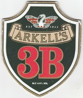 ARKELLS BREWERY (SWINDON, ENGLAND) - 3B - PUMP CLIP FRONT - Signs