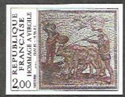 France,  Scott 2019 # 1781  Issued 1981,  Imperf Single,  MNH - France