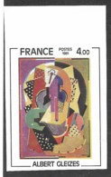 France,  Scott 2019 # 1728,  Issued 1981,  Imperf Single,  MNH - France