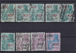 Lotje Fiscale Zegels     Kaart A 623. - Timbres