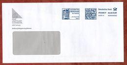 Brief, FRANKIT Pitney Bowes 4D060.., Gasometer Oberhausen, 60 C, 2014 (77590) - [7] République Fédérale