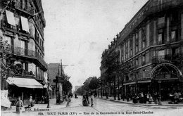 (121)  CPA   Paris  Rue De La Convention   (Bon Etat) - Arrondissement: 15