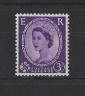"GB..QUEEN ELIZABETH II.(1952-NOW)..."" WILDINGS..""..3d....SG575...MNH.. - 1952-.... (Elizabeth II)"