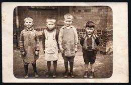 C6940 - Kleine Kinder Mode Frisur Vintage - Fotografie