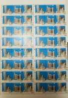 O) 1972 VENEZUELA, PARQUE CENTRAL COMPLEX -HOUSING PROJECT - SC 1003a - ARCHITECTURE - MNH - Venezuela