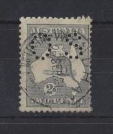 AUSTRALIA. ..KING GEORGE V.(1910-36)...2d....SG043..CDS, USED... - 1913-48 Kangaroos
