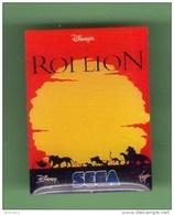 SEGA *** DISNEY - LE ROI LION *** A010 - Jeux