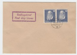 DDR .  FDC Mit Nr 317 ,  80 Euro Michel - Covers & Documents