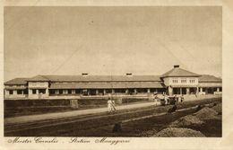 Indonesia, JAVA BATAVIA, Meester Cornelis, Station Manggarai (1920s) Postcard (2 - Indonesië