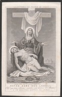 Thérèse Golenvaux-rothe-erde 1894 - Images Religieuses