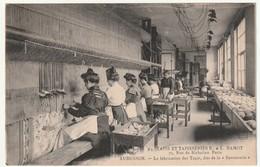 """Aubusson Tapis Et Tapisserie R. L. Hamot La Fabrication Des Tapis Dits De La """"Savonnerie"""" - Aubusson"""