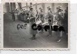 HOOGBOOM  KAPELLEN CHATEAU OUDE GRACHT 1941 DEFILE  SOLDATS ALLEMANDS - Kapellen