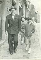 Foto Photo (8,5 X 12 Cm) Corttege 1956 à Esneux - Esneux
