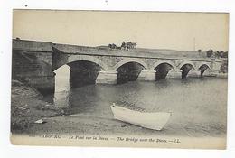 CPA 14 Cabourg Le Pont Sur La Dives - Cabourg