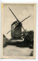 Moulin Batilly En Gatinais - France