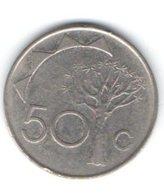 Namibia 50 Cents 1993 - Namibië