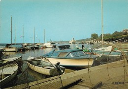 74 Thonon Les Bains Le Port (2 Scans) - Thonon-les-Bains
