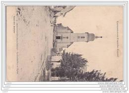 """Cpa  Ref - Z0.855  (  Dép 70  )   à  MONTAGNEY     """"""""""""""""la Grande Rue Et L'Eglise """""""""""" - France"""