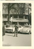 Foto Photo (9 X 13 Cm)   VW Kever Volkswagen En Opel - Automobiles