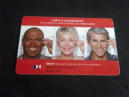 CARTE OPTICIEN - Frankreich