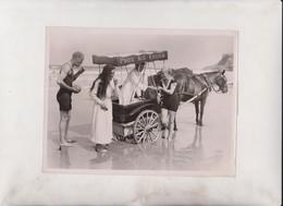 HAPPY HEAT WAVE SCENE ICE-CREAM CART  20*15CM Fonds Victor FORBIN 1864-1947 - Sin Clasificación