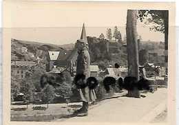 LA ROCHE ARDENNE  SOLDAT ALLEMAND 1940 - La-Roche-en-Ardenne