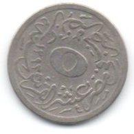 Turchia 5 Kurus 1907 - Turchia