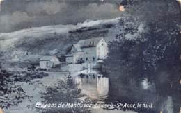 03 - Environs De MONTLUCON - Lavault-Ste-Anne, La Nuit - Montlucon