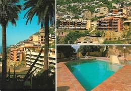 06 Roquebrune Cap Martin La Résidence Du Golfe Bleu (2 Scans) - Roquebrune-Cap-Martin