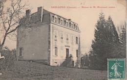SAULGOND : Maison De M. Moussaud, Notaire. - France