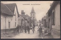 CPA - 80,  ( Somme ) GAMACHES, Rue Des Chauffours - Autres Communes