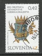 Slovenië, Yv 1010 Jaar 2016,   Gestempeld - Slovénie