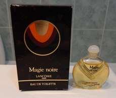 MAGIE NOIRE - EDT 7,5 ML Bch Blanc De LANCOME - Miniatures Womens' Fragrances (in Box)