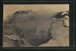 AK Whakarewarewa / Rotorua, Pohutu`s Cauldron - Nouvelle-Zélande