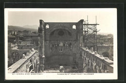AK Salonique, Ruines De Ste. Demetrius - Greece