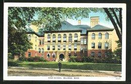 AK Melrose, MA, High School - Unclassified