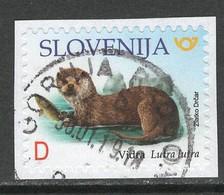 Slovenië, Yv  1111 Jaar 2018,   Hoge Waarde, Gestempeld - Slovénie