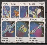 Guinée-Bissau - 1983 - N°Mi. 666 à 672 - Espace - Neuf Luxe ** / MNH / Postfrisch - Afrika