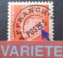 R1615/557 - TYPE PETAIN - PREO - N°84d + 85 + 86 NEUFS** - VARIETE ➤➤➤ Gros Point Entre Le T Et Le E De POSTES (N°84) - Preobliterati