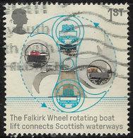 GB 2019 British Engineering 1st Type 2 Good/fine Used [40/32622/ND] - 1952-.... (Elizabeth II)