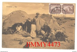 CPA - Bicharin' S Hut En 1910 - LE CAIRE Egypte - Edit. LICHTENSTERN & HARARI Cairo - Cairo